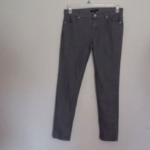 Forever 21 Gray skinny pants size 28